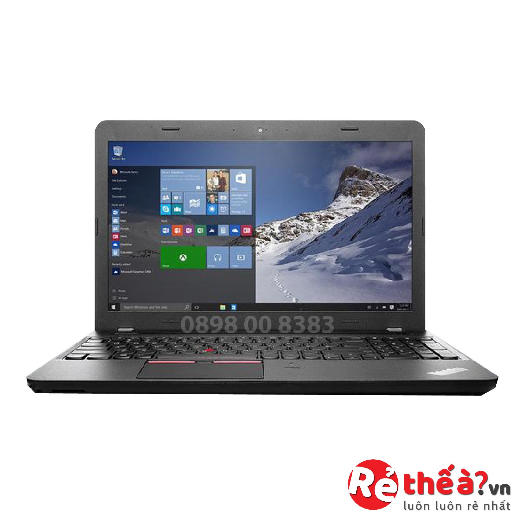 Laptop Lenovo Thinkpad E560