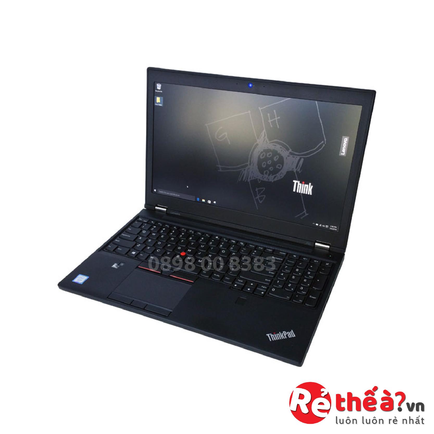 Laptop Lenovo Thinkpad P50