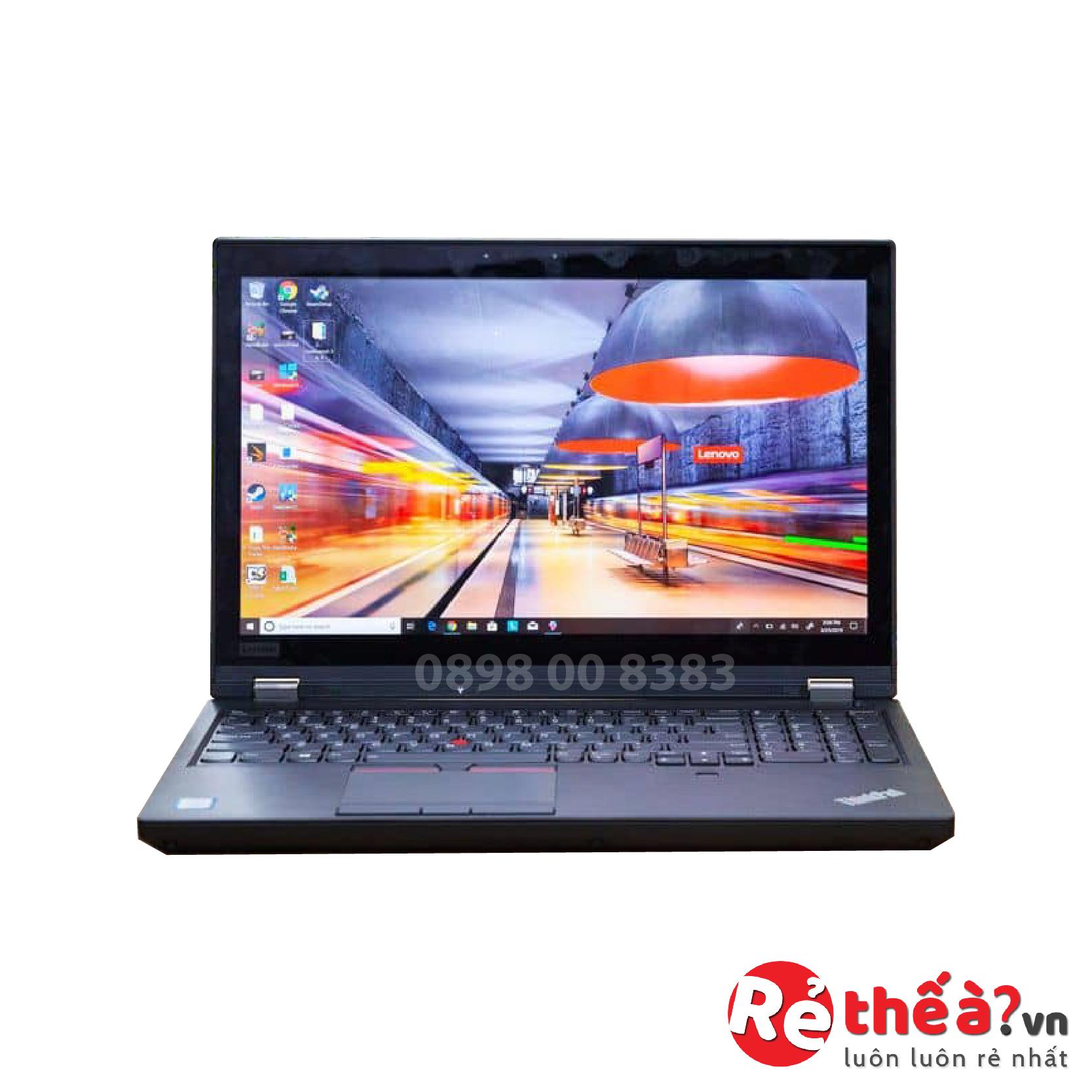 Laptop Lenovo Thinkpad P52s