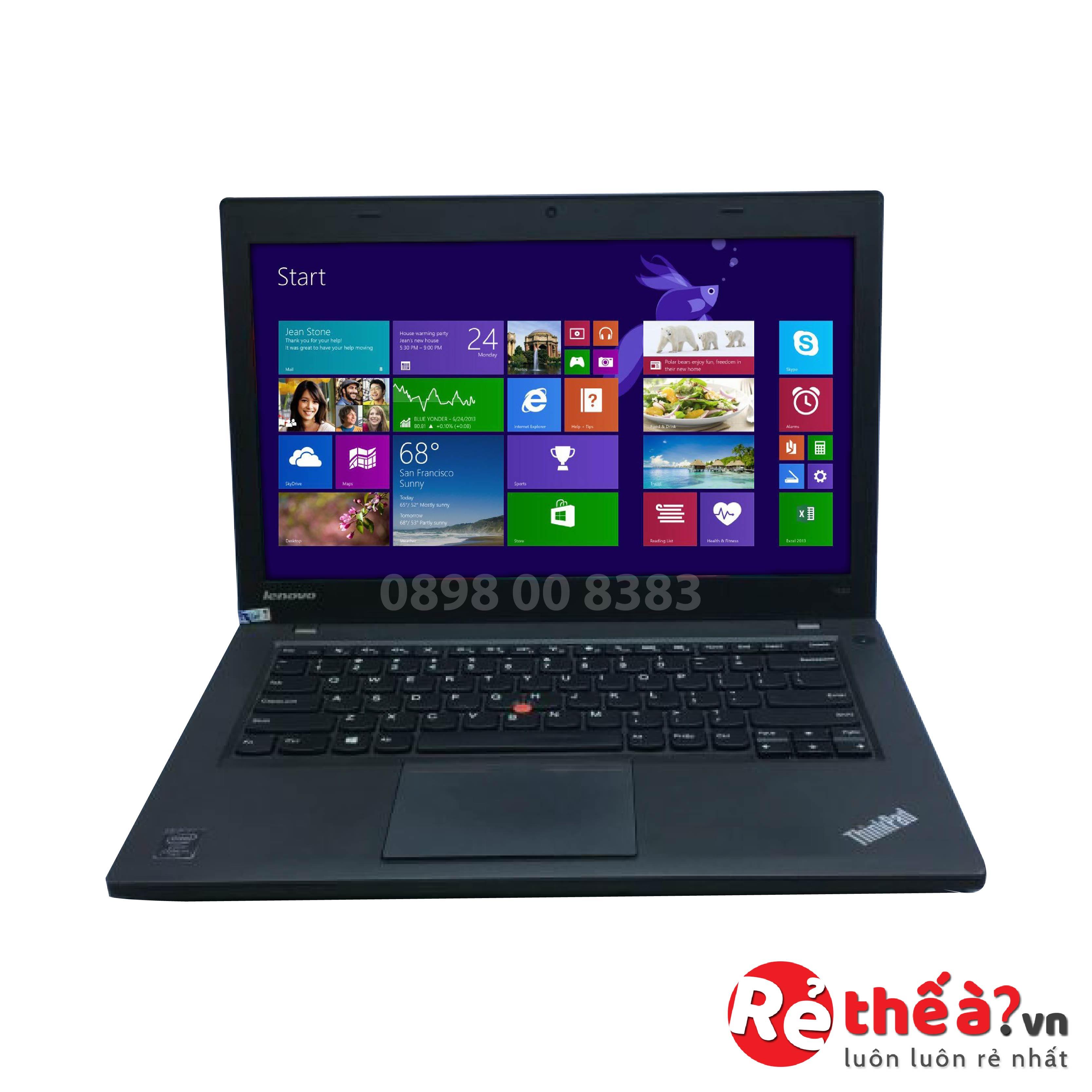 Laptop Lenovo Thinkpad T440