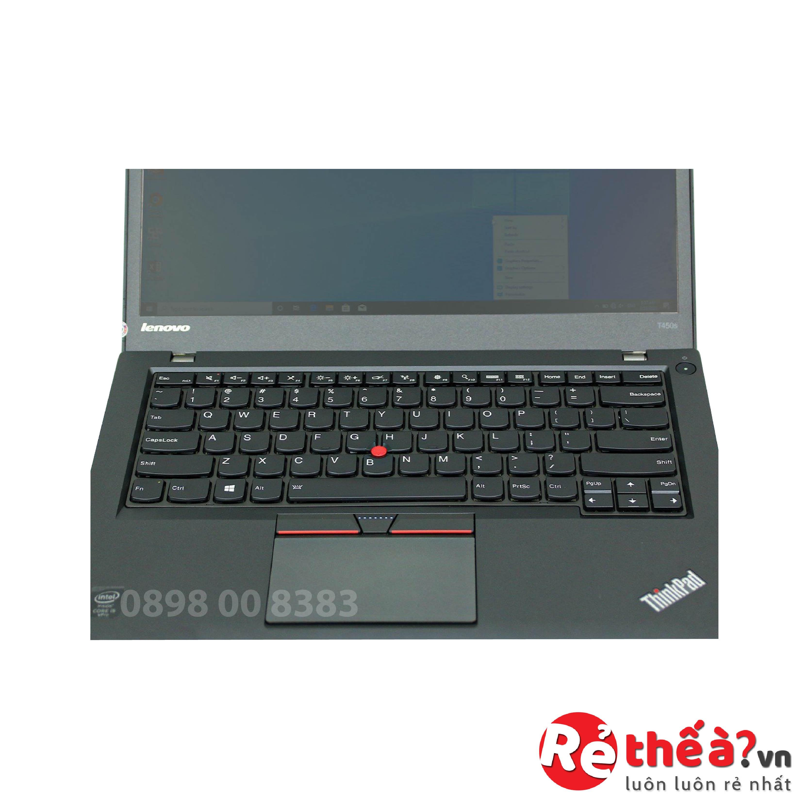 Laptop Lenovo Thinkpad T450s
