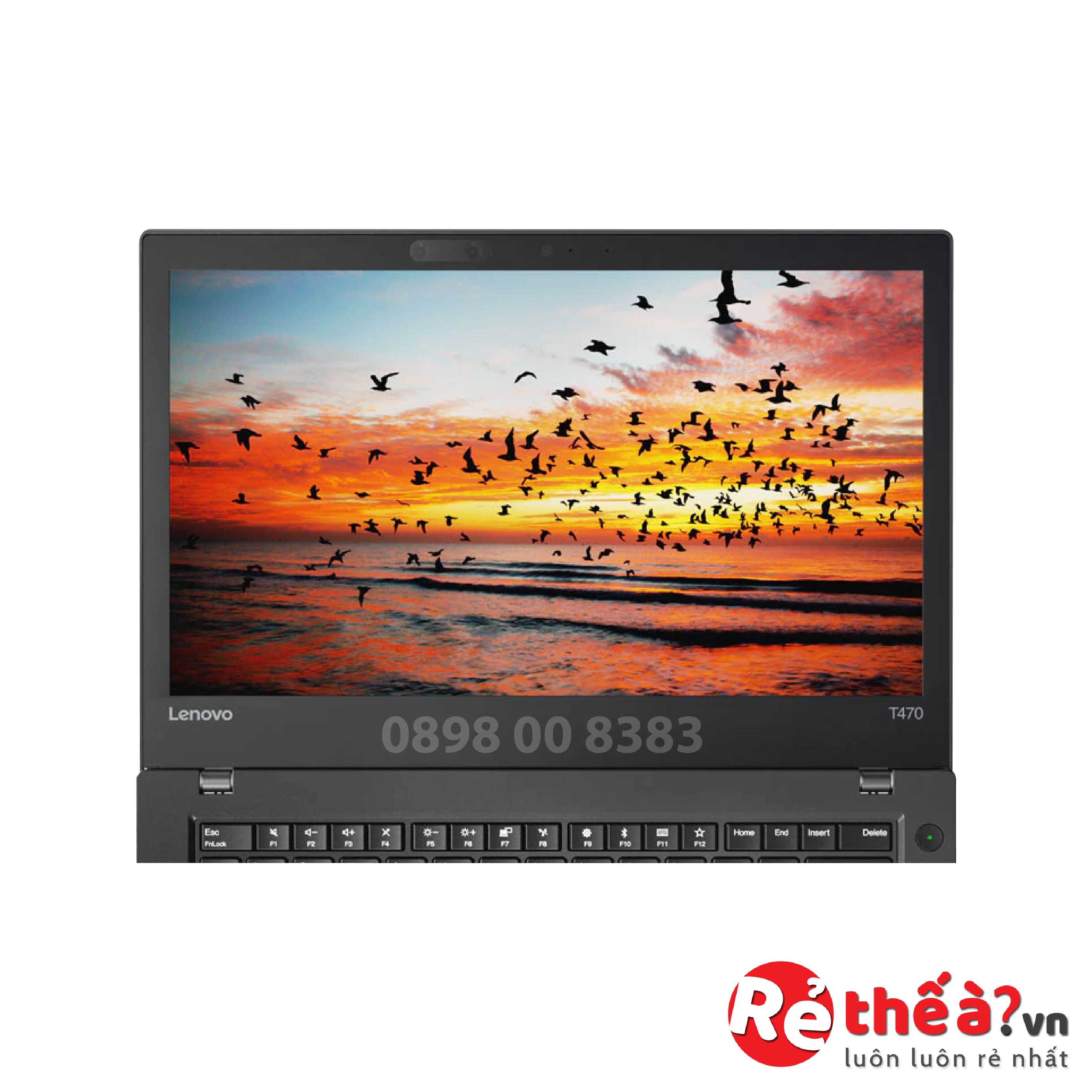 Laptop Lenovo Thinkpad T470