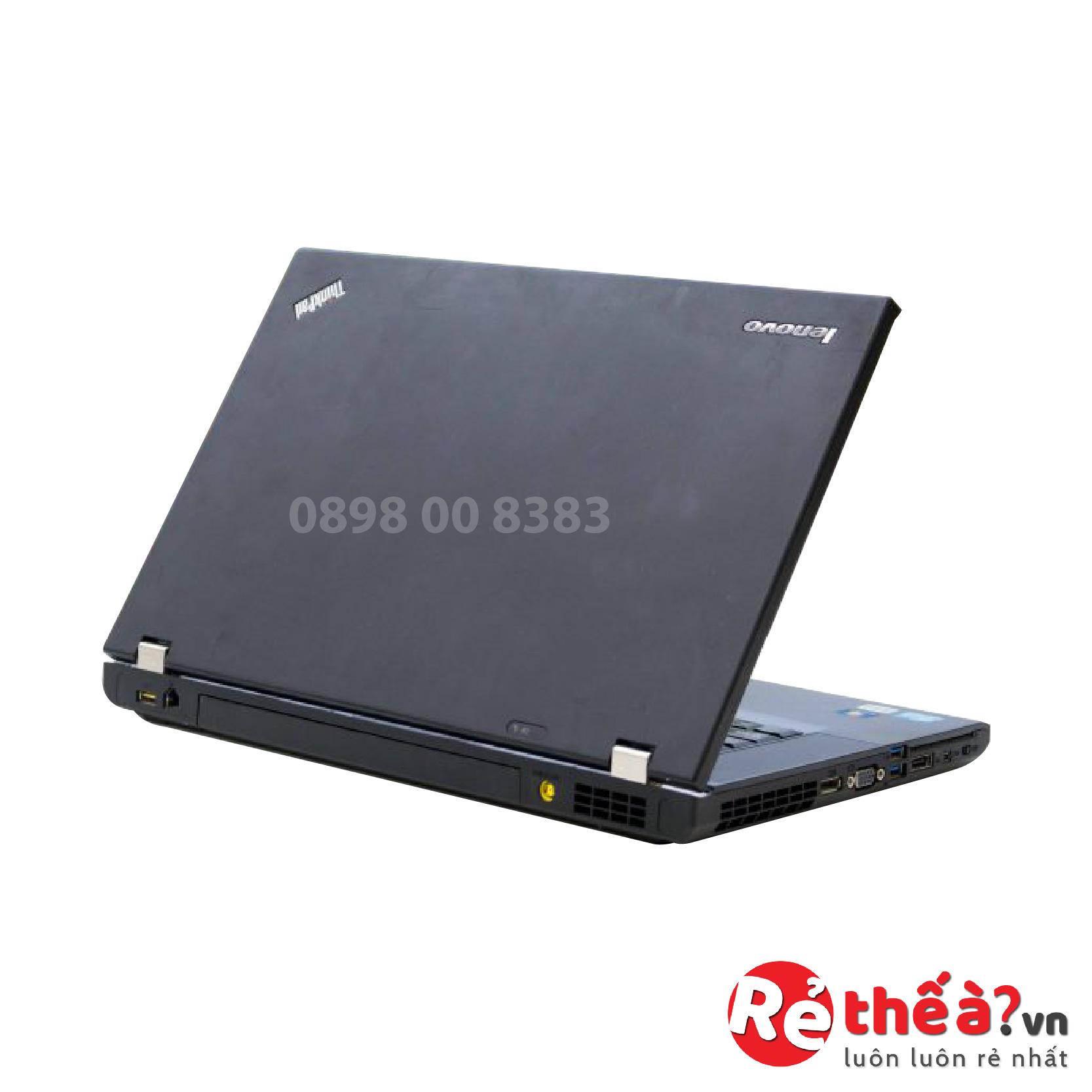 Laptop Lenovo Thinkpad W520
