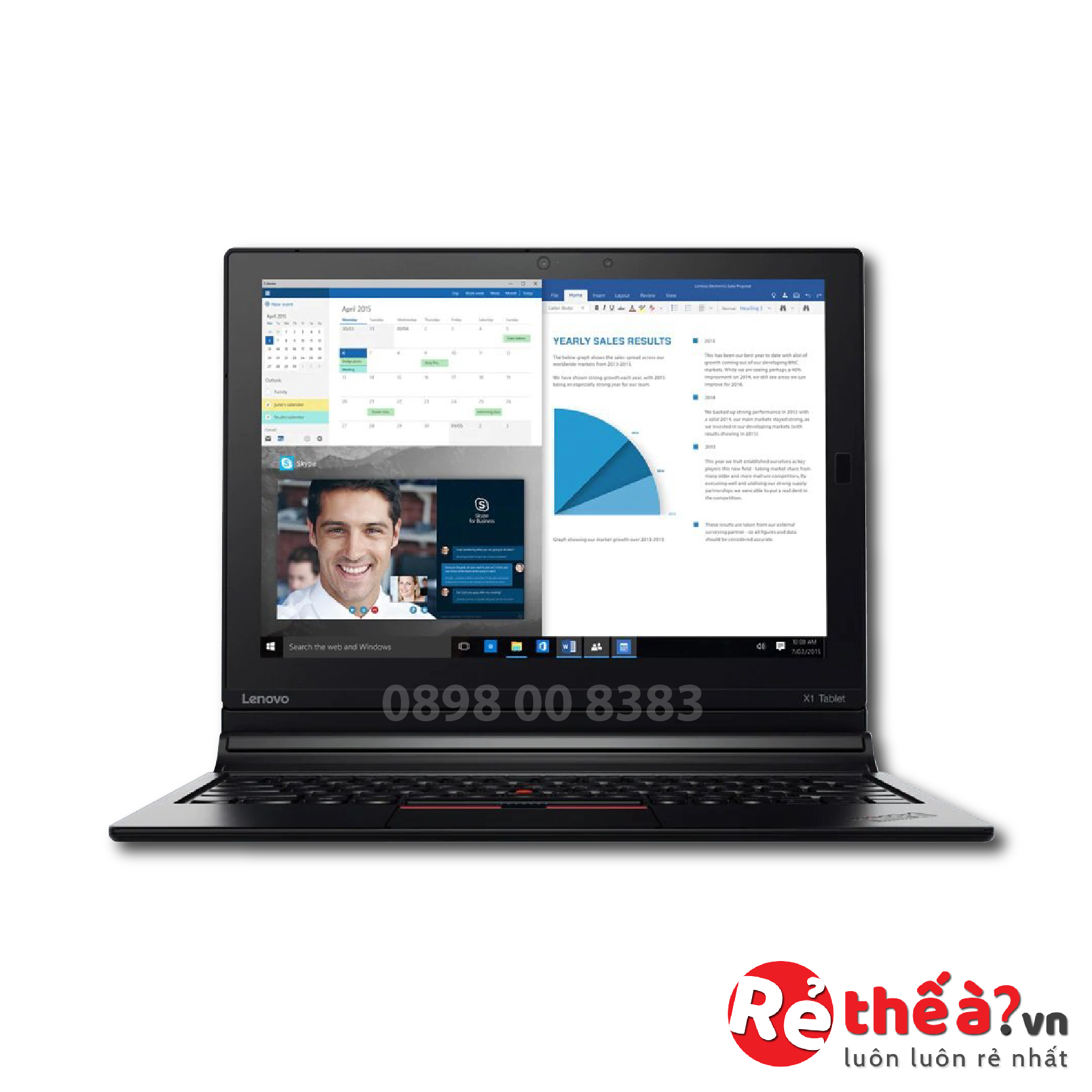 Laptop Lenovo Thinkpad X1 Tablet Gen 1