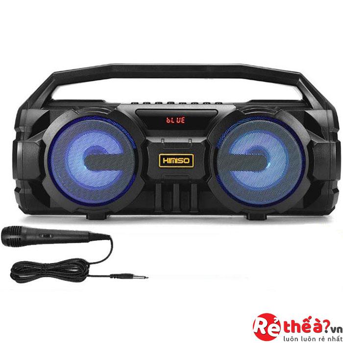 Loa karaoke Bluetooth xách tay KIMISO KM-S1