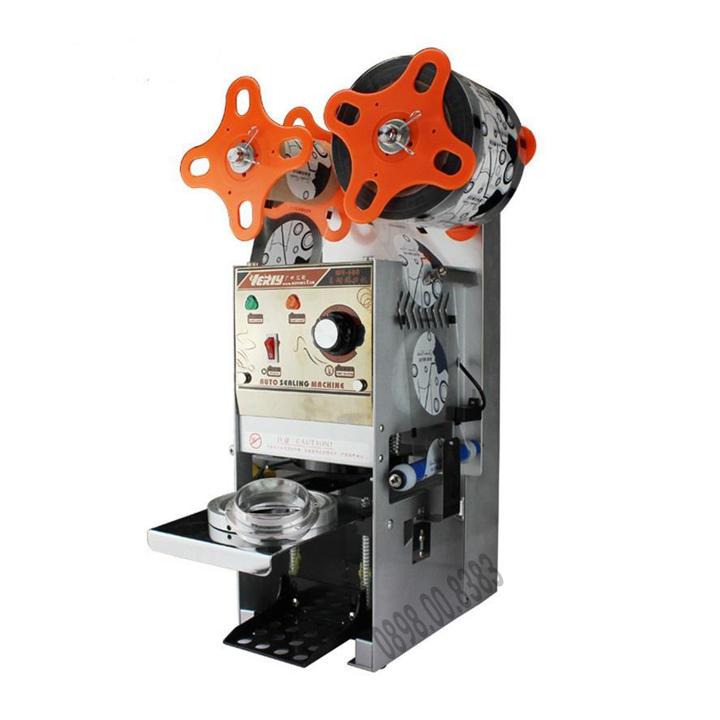 Máy dập nắp cốc bán tự động WILLY-WY680