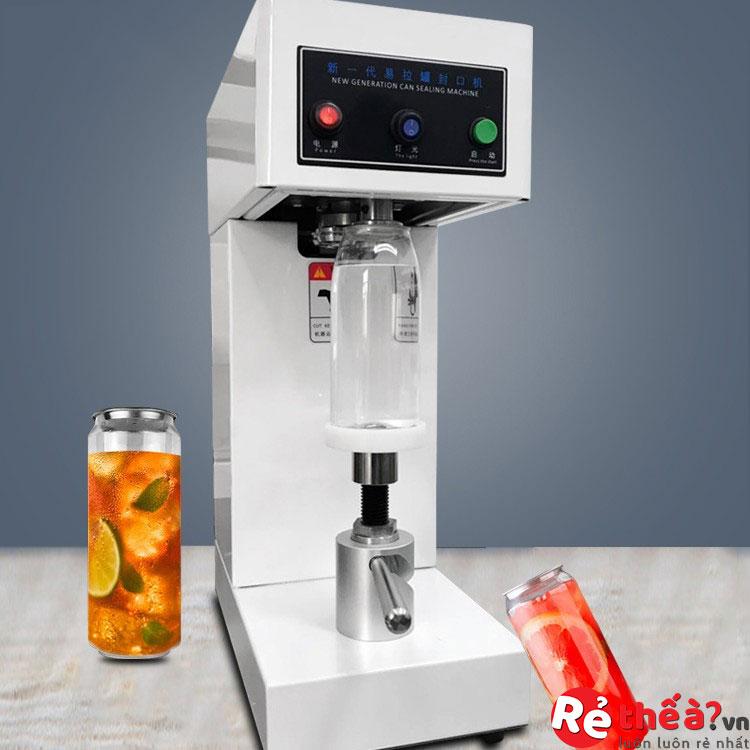 Máy đóng nắp lon trà sữa YUBANN YB-QLS180