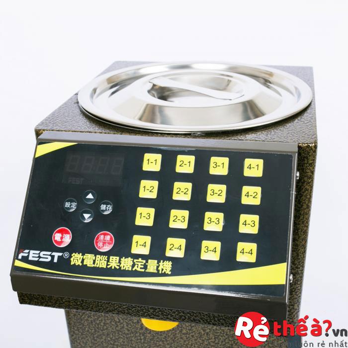 Máy định lượng đường FEST-RC16