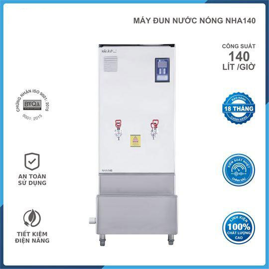 Máy đun nước nóng NHA-140