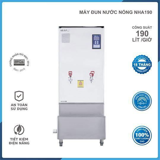 Máy đun nước nóng NHA-190