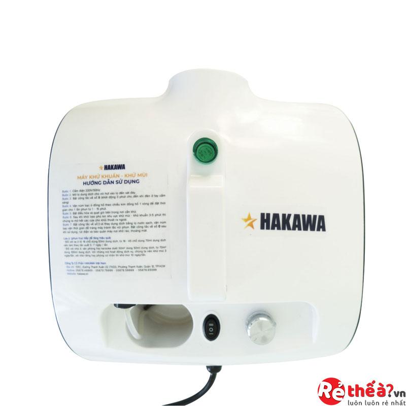 Máy khử mùi diệt khuẩn HAKAWA HK-2020KT