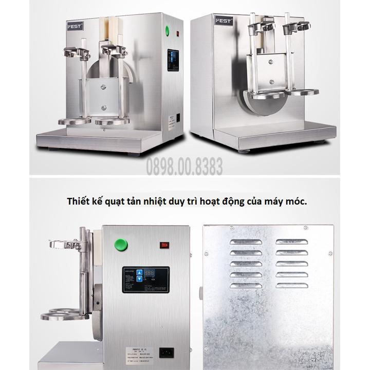 Máy lắc trà sữa đôi tự động FEST-002