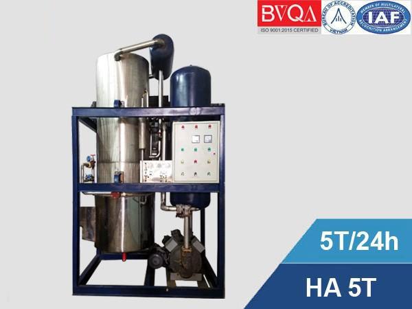 Máy làm đá công nghiệp HA-5T