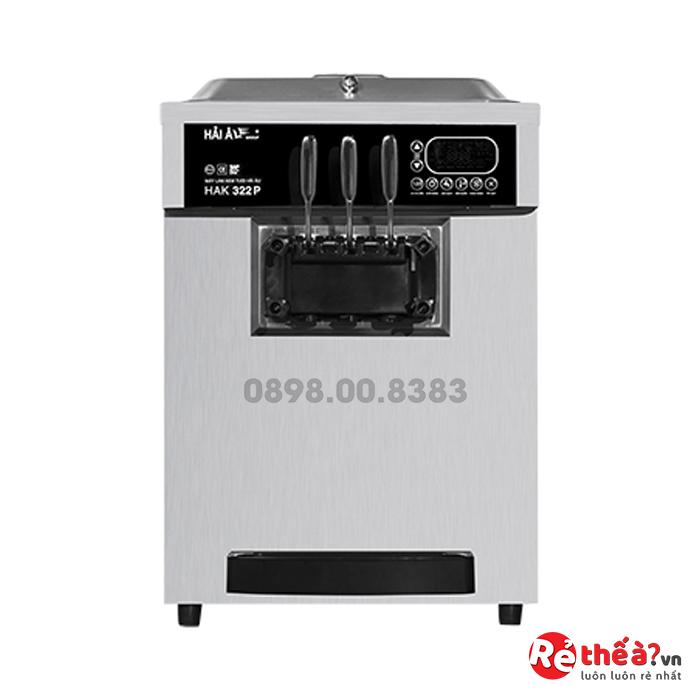 Máy làm kem tươi HAK 322P (Premium)