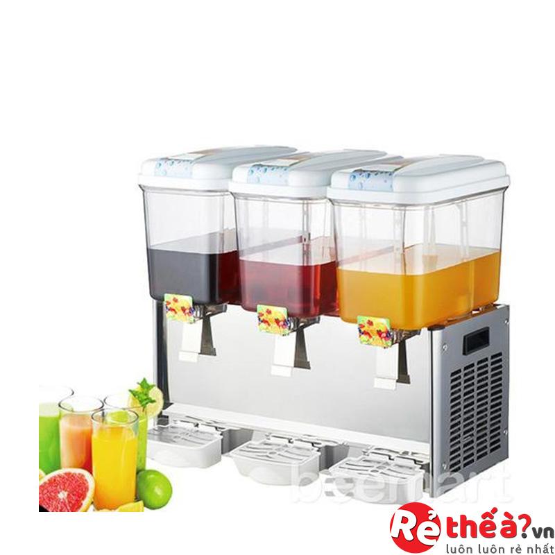 Máy làm lạnh đồ uống 3 ngăn