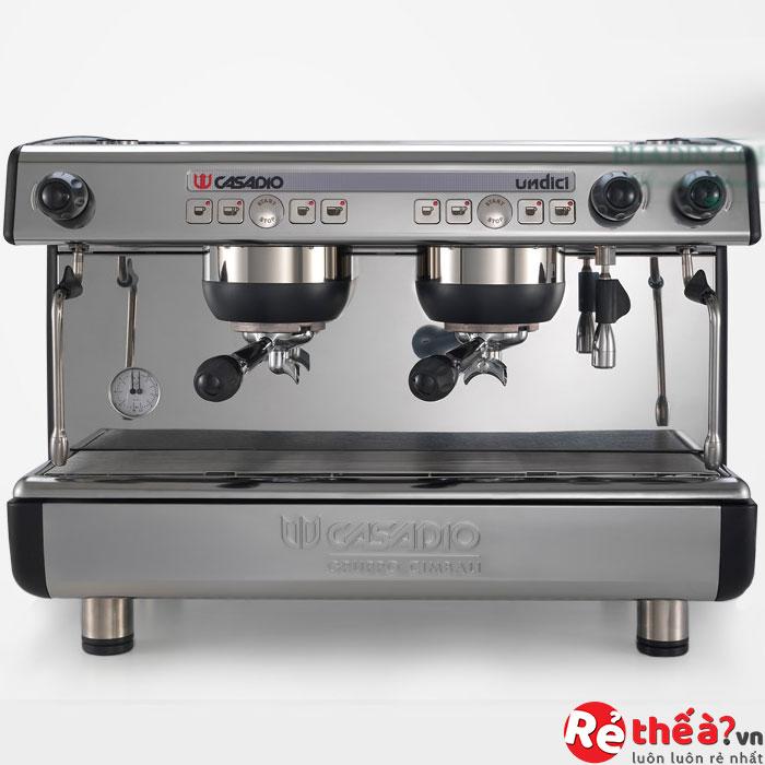 Máy pha cà phê CASADIO UNDICI A2-2 Group