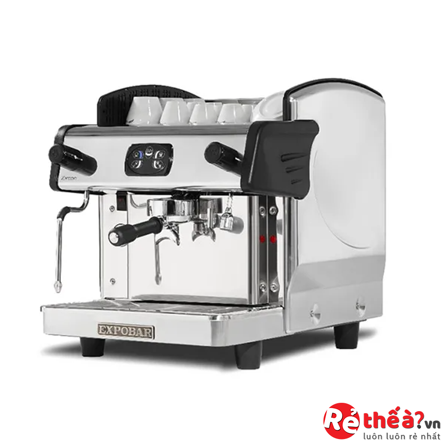 Máy pha cà phê EXPOBAR ZIRCON 1 Group