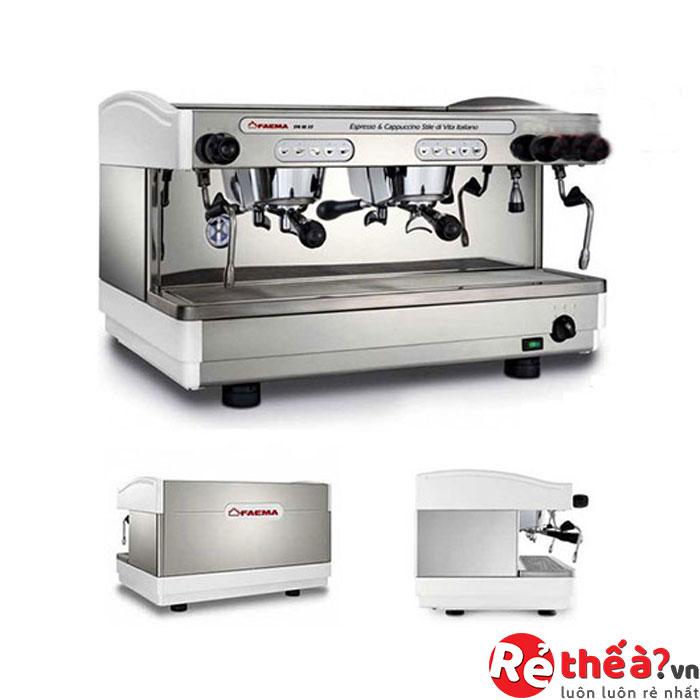 Máy pha cà phê FAEMA-E98 RE AUTO 2 Group