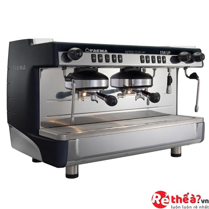 Máy pha cà phê FAEMA-E98 UP AUTO 2 Group