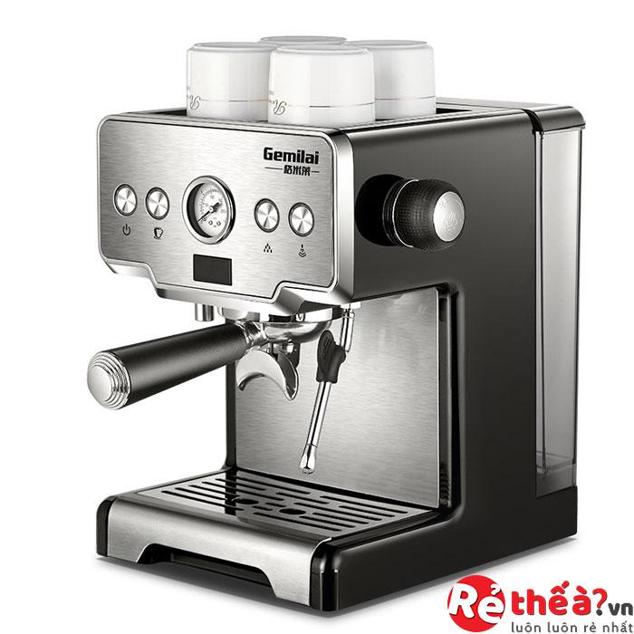 Máy pha cà phê GEMILAI CRM-3605