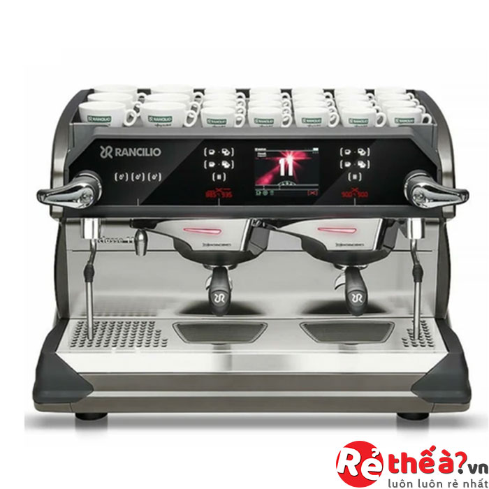 Máy pha cà phê RANCILIO CLASSE 11 XCelsius 2 Group