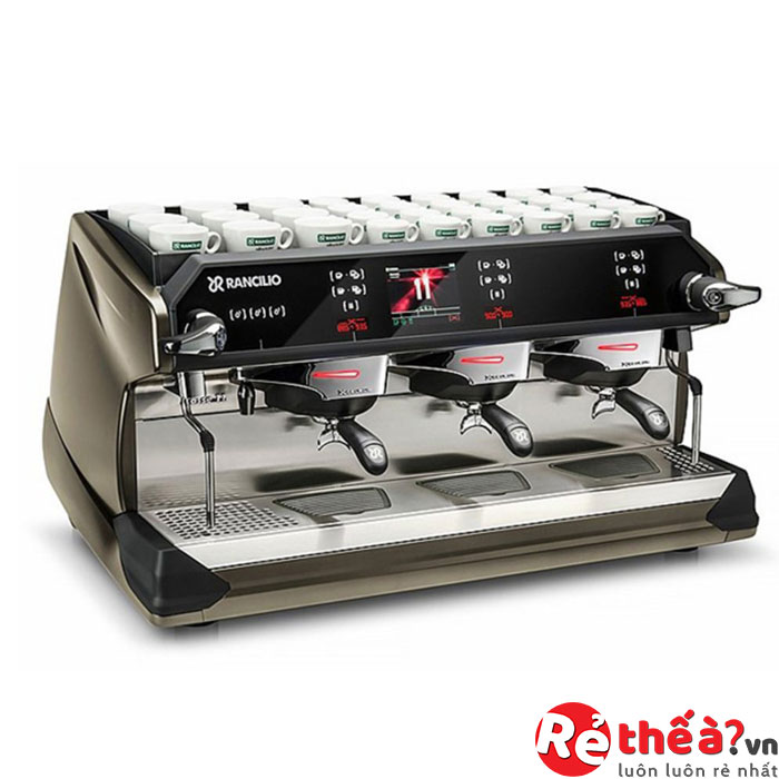 Máy pha cà phê RANCILIO CLASSE 11 XCelsius 3 Group