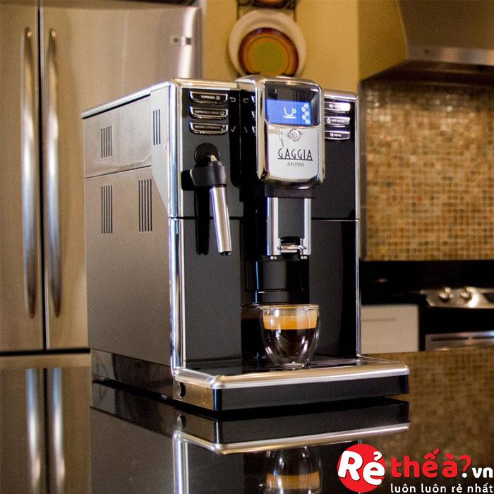 Máy pha cà phê tự động GAGGIA ANIMA