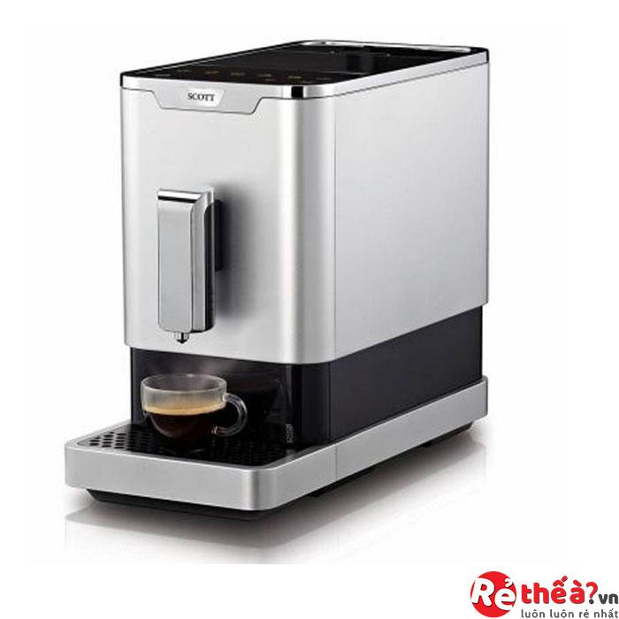 Máy pha cà phê tự động SCOTT UK SLIMISSIMO