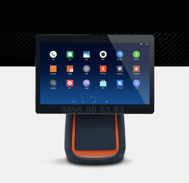 Máy POS tính tiền cảm ứng SUNMI-T1-1 màn hình