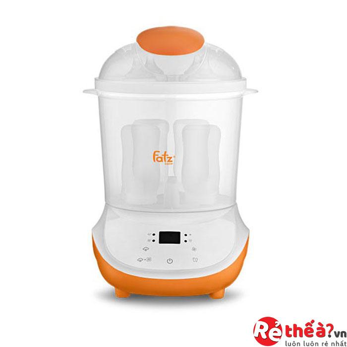 Máy tiệt trùng sấy khô bình sữa điện tử FATZ BABY FB4908SL