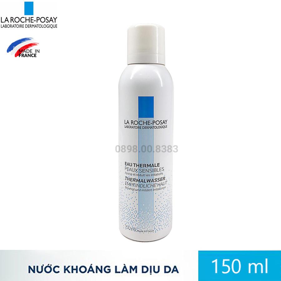 Nước xịt khoáng làm sạch và dịu da LA ROCHE-POSAY 150ml