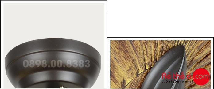 Quạt trần trang trí LINKA LI-QAT009