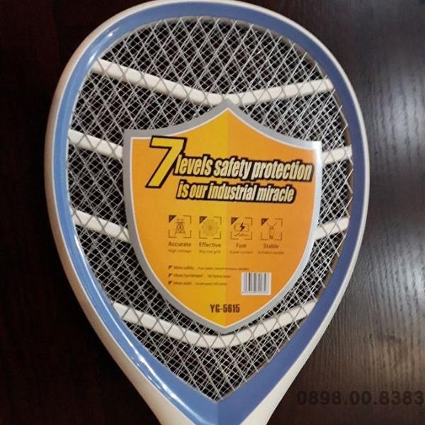 Vợt muỗi cao cấp YAGE-YG-5615 sạc điện liền chất lượng cao