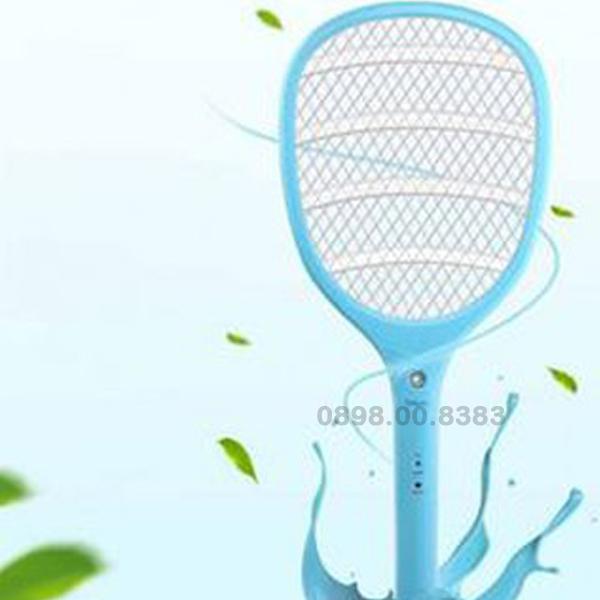Vợt muỗi cao cấp YAGE-YG-D003 có sạc điện rời