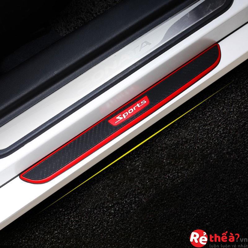 Ốp bậc cửa SPORT cho ô tô