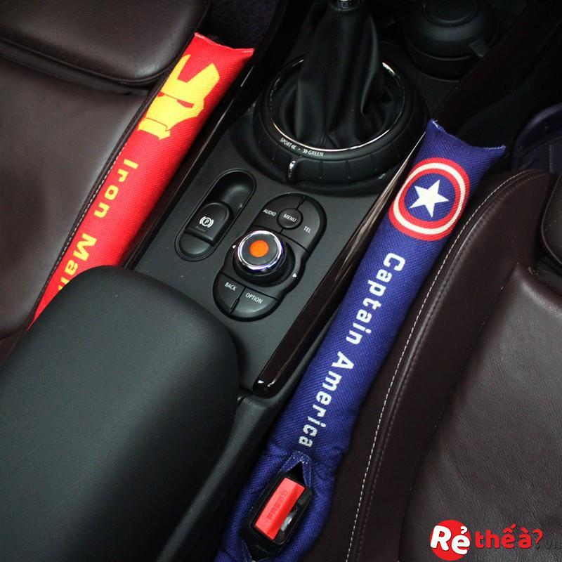 Thanh chặn khe chống lọt đồ cho ô tô - Thiết kế mềm mại hình hoạt hình dễ thương