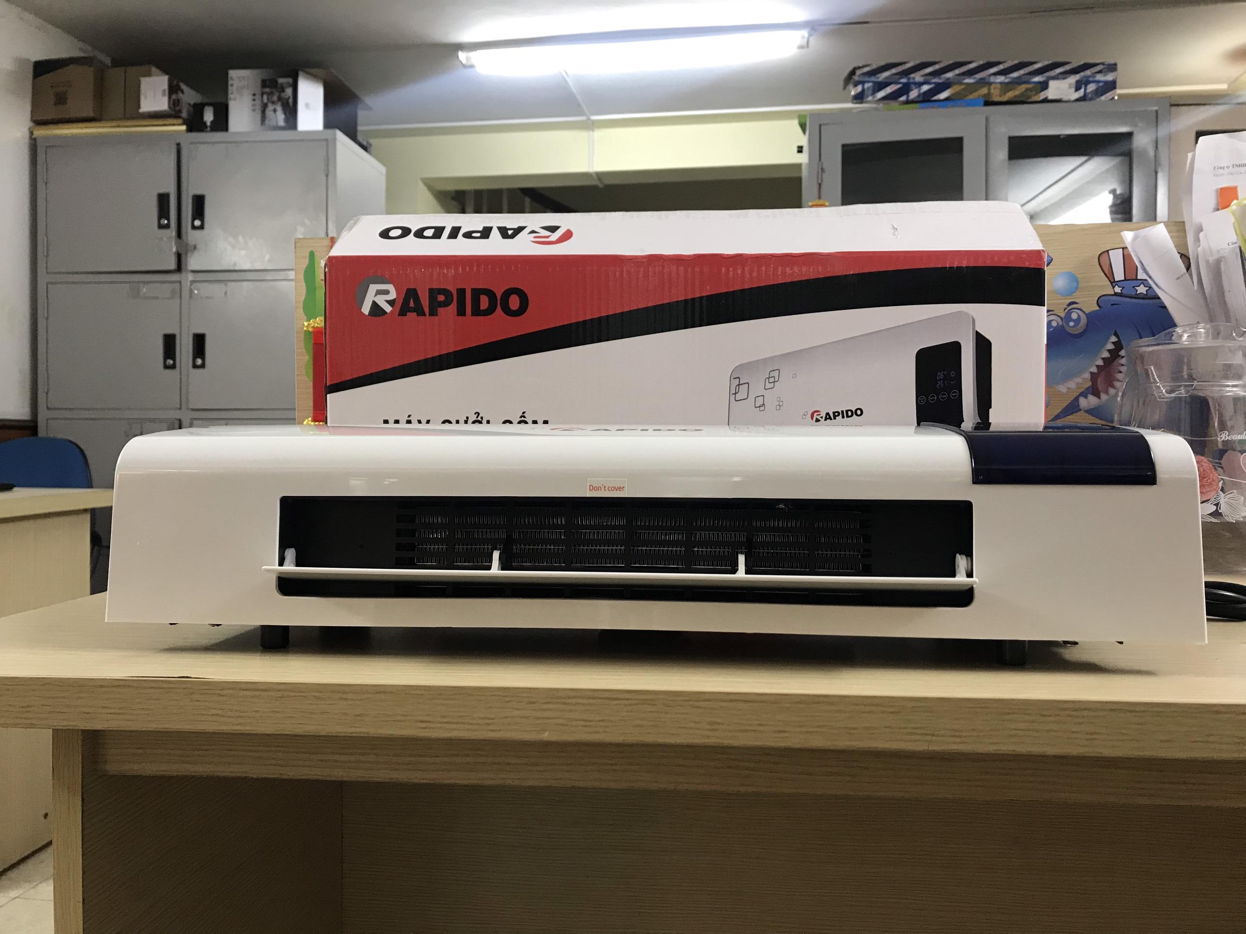 Máy sưởi gốm RAPIDO RCH2000-D