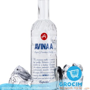 Avinaa vodka 29.5% or 39.5%