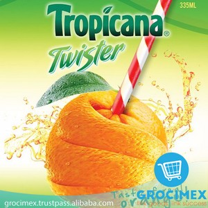 Twister Orange Juice Soft Drink 330ml can