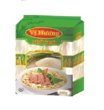 Rice noodles (Plain rice noodles) 200gr