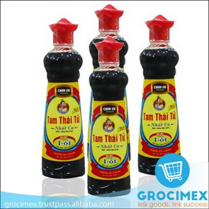 Healthy and Hight quality bottle 500ml, 650ml Vietnam soy sauce