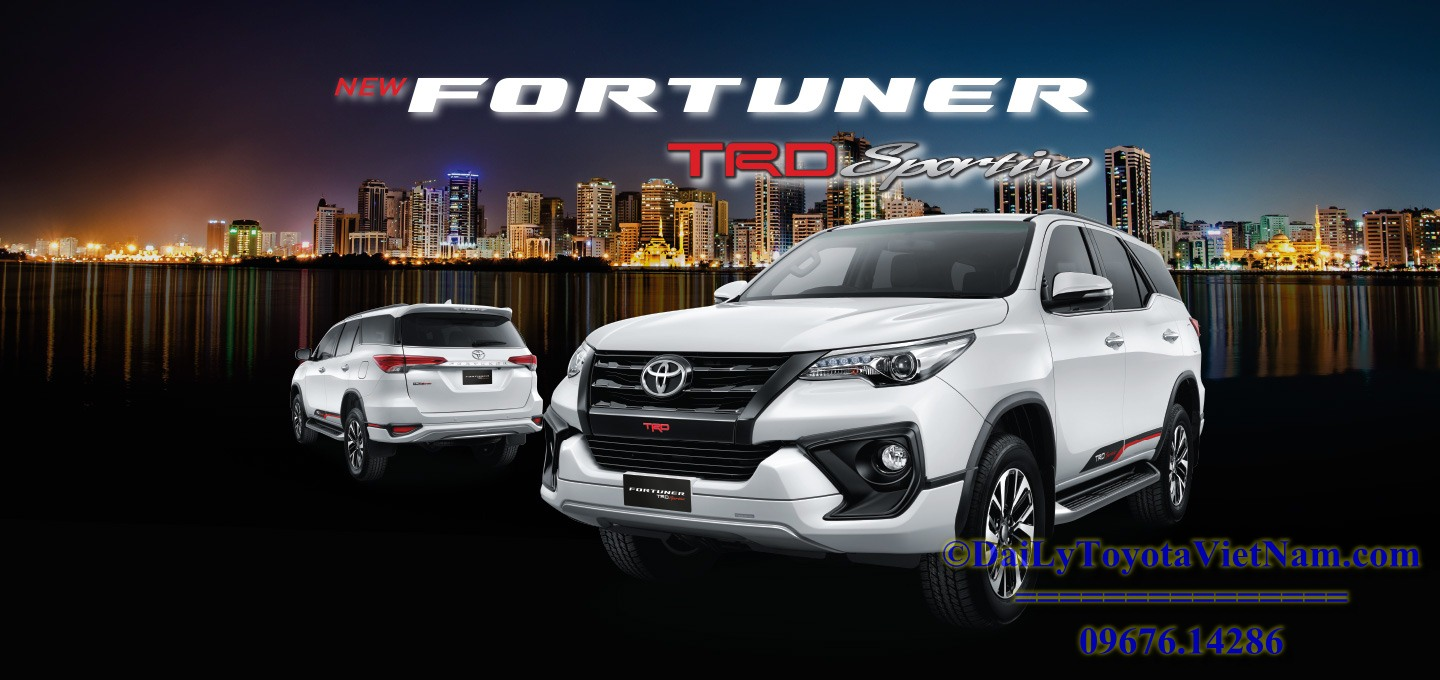Toyota Fortuner 2017 All New