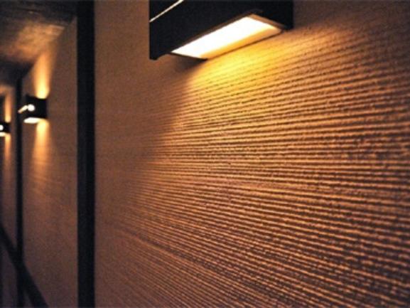 Vẻ đẹp mộc mạc và công năng tuyệt vời từ tường đất Nhật Bản