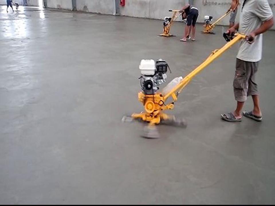 Tăng cứng cho sàn bê tông mài