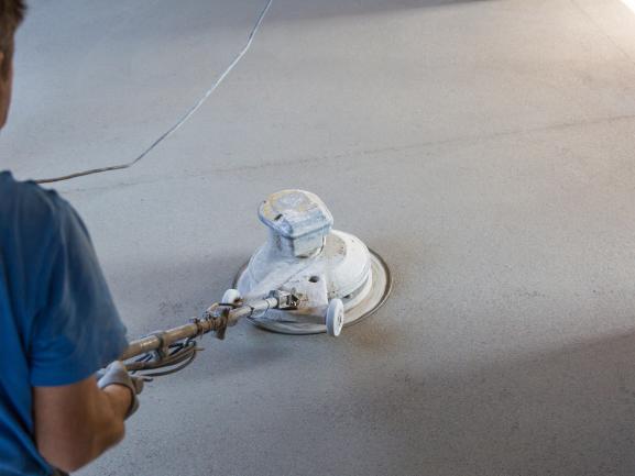 Những lợi ích của sàn bê tông mài đánh bóng