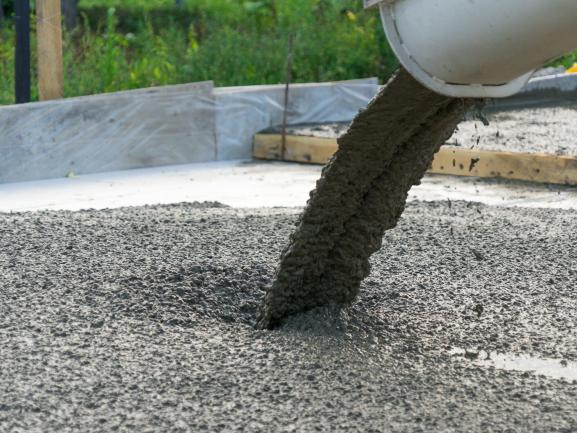Những cách làm sạch sàn bê tông mài