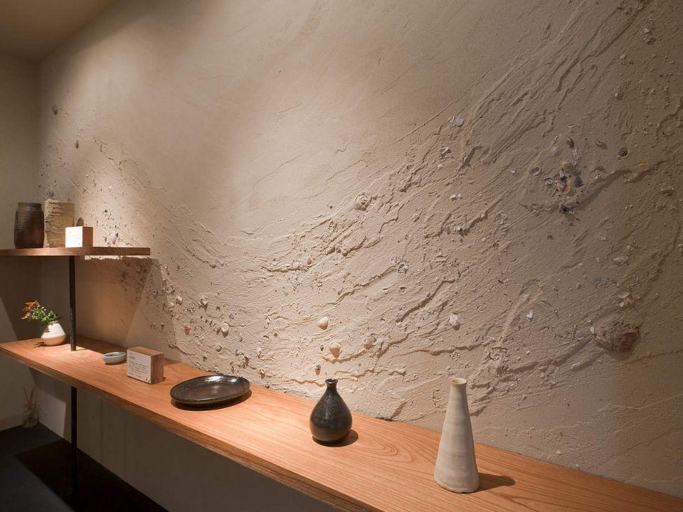 Tường đất trang trí Olive - Chất cảm từ đất tự nhiên