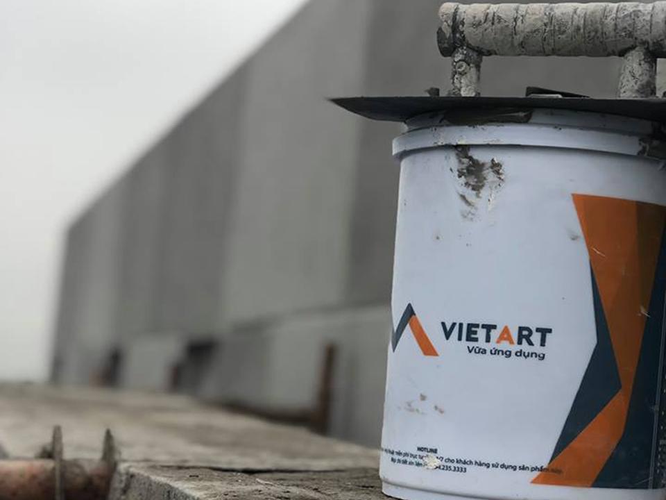 Những đặc điểm nổi bật của Vữa ứng dụng VietArt