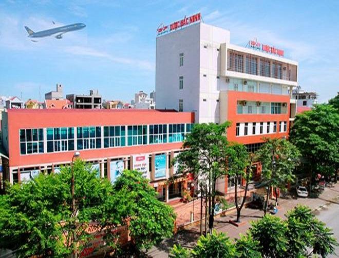 Cung cấp thiết bị xưởng sản xuất -Dược phẩm Bắc Ninh