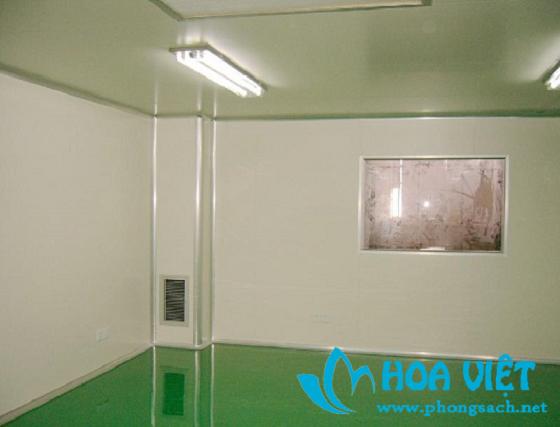 Phòng kiểm nghiệm - Dược phẩm Hoa Việt
